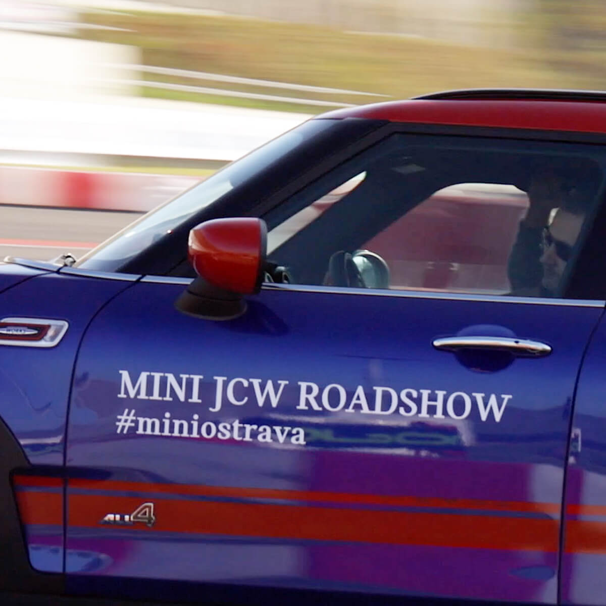 MINI JCW ROADSHOW